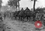 Image of American infantry and artillery European Theater, 1918, second 3 stock footage video 65675042457