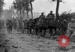 Image of American infantry and artillery European Theater, 1918, second 4 stock footage video 65675042457