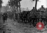 Image of American infantry and artillery European Theater, 1918, second 6 stock footage video 65675042457