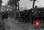 Image of American infantry and artillery European Theater, 1918, second 7 stock footage video 65675042457