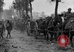 Image of American infantry and artillery European Theater, 1918, second 8 stock footage video 65675042457