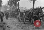 Image of American infantry and artillery European Theater, 1918, second 9 stock footage video 65675042457