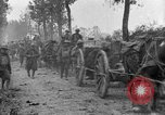 Image of American infantry and artillery European Theater, 1918, second 10 stock footage video 65675042457