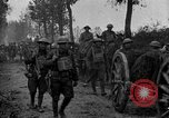 Image of American infantry and artillery European Theater, 1918, second 13 stock footage video 65675042457