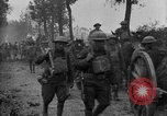 Image of American infantry and artillery European Theater, 1918, second 14 stock footage video 65675042457