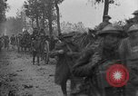 Image of American infantry and artillery European Theater, 1918, second 16 stock footage video 65675042457