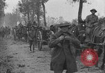 Image of American infantry and artillery European Theater, 1918, second 17 stock footage video 65675042457