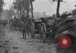 Image of American infantry and artillery European Theater, 1918, second 18 stock footage video 65675042457