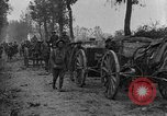 Image of American infantry and artillery European Theater, 1918, second 19 stock footage video 65675042457