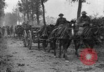 Image of American infantry and artillery European Theater, 1918, second 25 stock footage video 65675042457