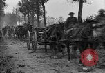 Image of American infantry and artillery European Theater, 1918, second 26 stock footage video 65675042457