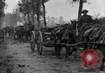Image of American infantry and artillery European Theater, 1918, second 27 stock footage video 65675042457