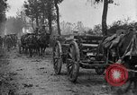 Image of American infantry and artillery European Theater, 1918, second 29 stock footage video 65675042457