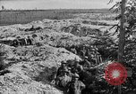 Image of American infantry and artillery European Theater, 1918, second 30 stock footage video 65675042457