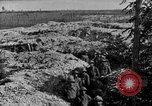 Image of American infantry and artillery European Theater, 1918, second 32 stock footage video 65675042457