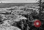 Image of American infantry and artillery European Theater, 1918, second 38 stock footage video 65675042457