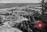 Image of American infantry and artillery European Theater, 1918, second 39 stock footage video 65675042457