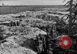 Image of American infantry and artillery European Theater, 1918, second 40 stock footage video 65675042457
