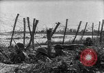 Image of American infantry and artillery European Theater, 1918, second 42 stock footage video 65675042457
