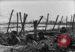 Image of American infantry and artillery European Theater, 1918, second 43 stock footage video 65675042457
