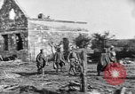 Image of American infantry and artillery European Theater, 1918, second 49 stock footage video 65675042457