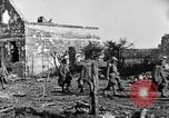 Image of American infantry and artillery European Theater, 1918, second 50 stock footage video 65675042457
