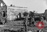 Image of American infantry and artillery European Theater, 1918, second 51 stock footage video 65675042457