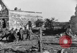Image of American infantry and artillery European Theater, 1918, second 53 stock footage video 65675042457