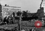 Image of American infantry and artillery European Theater, 1918, second 54 stock footage video 65675042457