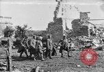 Image of American infantry and artillery European Theater, 1918, second 57 stock footage video 65675042457