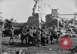 Image of American infantry and artillery European Theater, 1918, second 58 stock footage video 65675042457