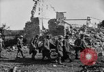 Image of American infantry and artillery European Theater, 1918, second 59 stock footage video 65675042457