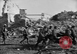 Image of American infantry and artillery European Theater, 1918, second 61 stock footage video 65675042457