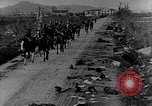 Image of American infantry and artillery European Theater, 1918, second 62 stock footage video 65675042457