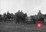 Image of Turkish artillery soldiers Turkey, 1918, second 2 stock footage video 65675042460