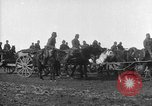 Image of Turkish artillery soldiers Turkey, 1918, second 6 stock footage video 65675042460
