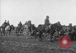 Image of Turkish artillery soldiers Turkey, 1918, second 19 stock footage video 65675042460