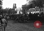 Image of Turkish artillery soldiers Turkey, 1918, second 59 stock footage video 65675042460