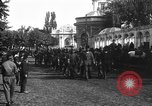 Image of Turkish artillery soldiers Turkey, 1918, second 60 stock footage video 65675042460