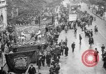 Image of Trade unionists protest high food prices during World War I London England United Kingdom, 1916, second 3 stock footage video 65675042461
