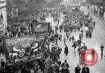 Image of Trade unionists protest high food prices during World War I London England United Kingdom, 1916, second 11 stock footage video 65675042461