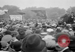 Image of Trade unionists protest high food prices during World War I London England United Kingdom, 1916, second 45 stock footage video 65675042461