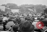 Image of Trade unionists protest high food prices during World War I London England United Kingdom, 1916, second 47 stock footage video 65675042461