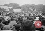 Image of Trade unionists protest high food prices during World War I London England United Kingdom, 1916, second 48 stock footage video 65675042461