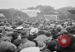 Image of Trade unionists protest high food prices during World War I London England United Kingdom, 1916, second 53 stock footage video 65675042461