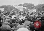 Image of Trade unionists protest high food prices during World War I London England United Kingdom, 1916, second 54 stock footage video 65675042461