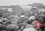 Image of Trade unionists protest high food prices during World War I London England United Kingdom, 1916, second 57 stock footage video 65675042461