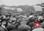 Image of Trade unionists protest high food prices during World War I London England United Kingdom, 1916, second 60 stock footage video 65675042461