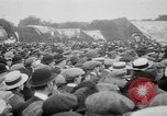 Image of Trade unionists protest high food prices during World War I London England United Kingdom, 1916, second 62 stock footage video 65675042461