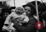 Image of Londoners protesting high food prices and milk shortage London England United Kingdom, 1916, second 19 stock footage video 65675042462